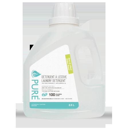 detergeant lessive 2.5 litre fleur de tilleul