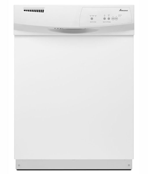 Lave-vaisselle à cuve haute Amana® homologué ENERGY STAR® et séchage à la chaleur