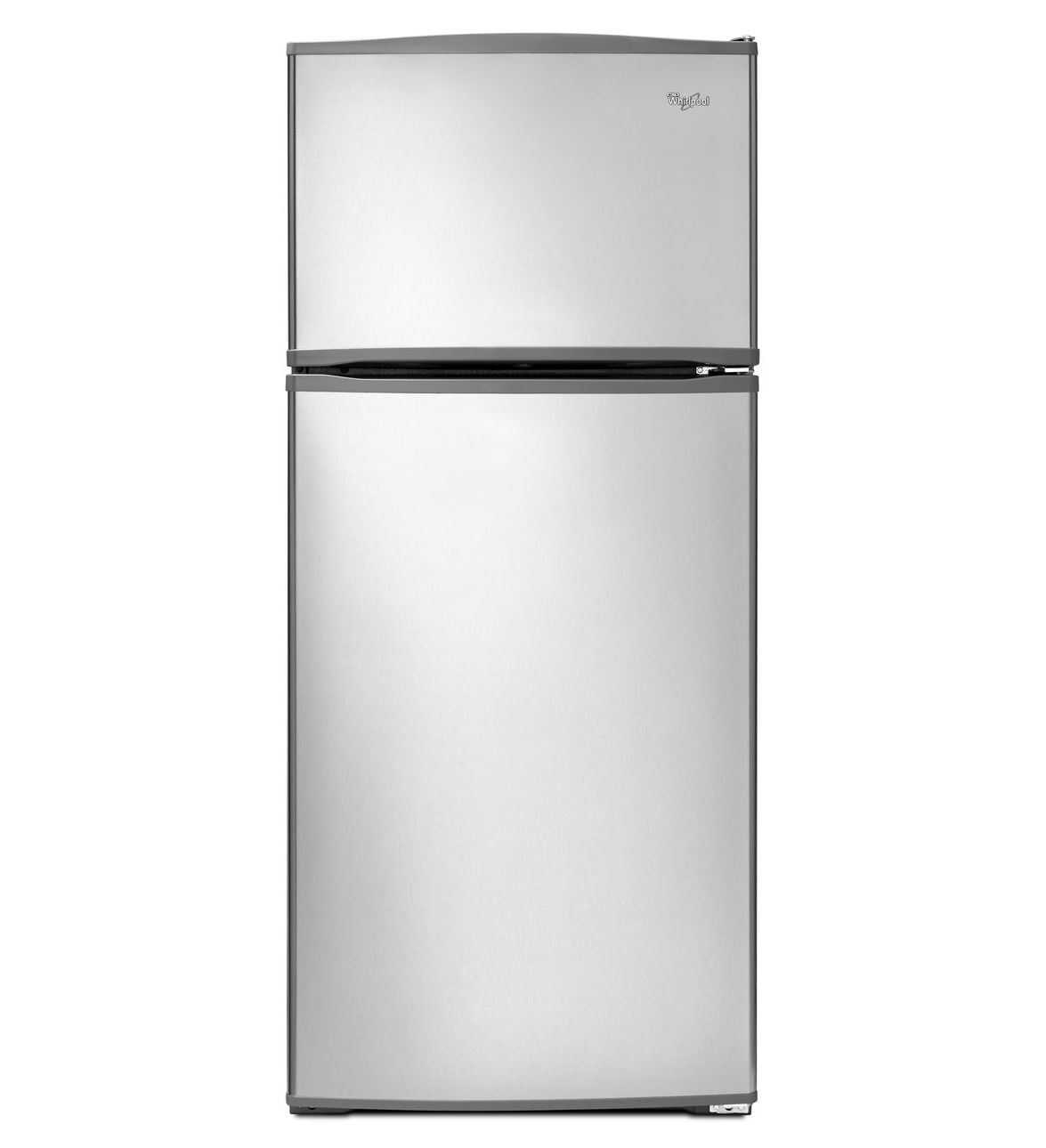 Réfrigérateur de 28 po à congélateur supérieur Whirlpool®, conception améliorée