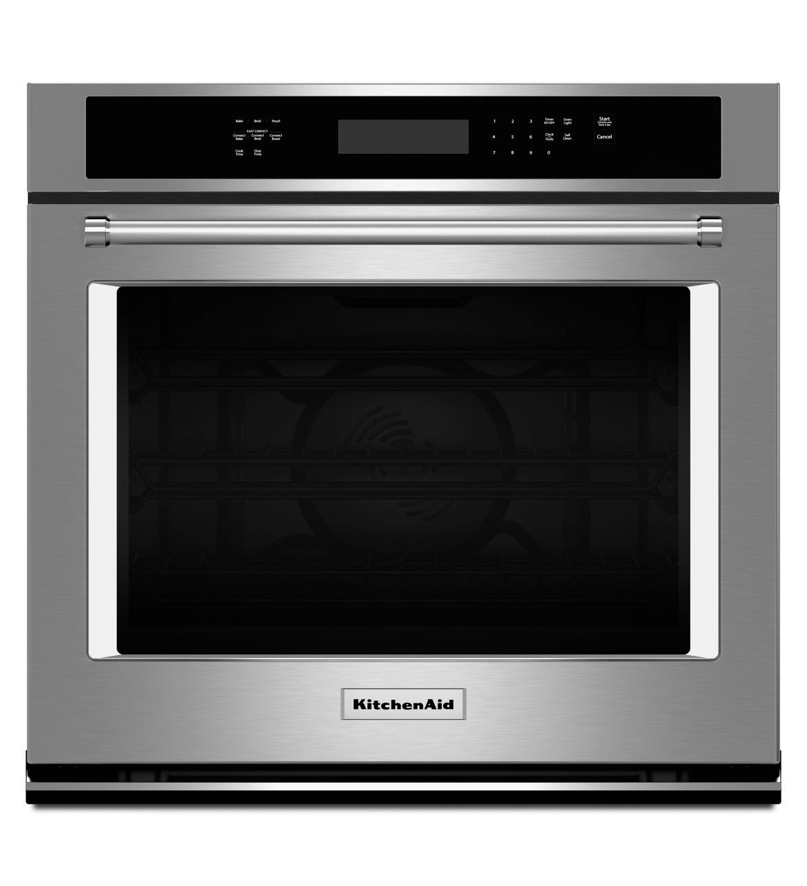 "KitchenAid® 30"" Single Wall Oven with Even-Heat™ True Convection"