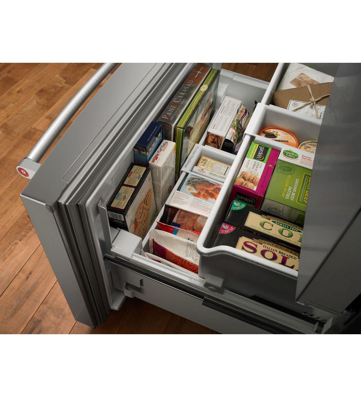 Réfrigérateur 26.8 pi cu avec eau externe