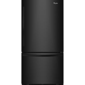 Réfrigérateur à congélateur inférieur Whirlpool® 22 pi cu doté d'un tiroir congélateur