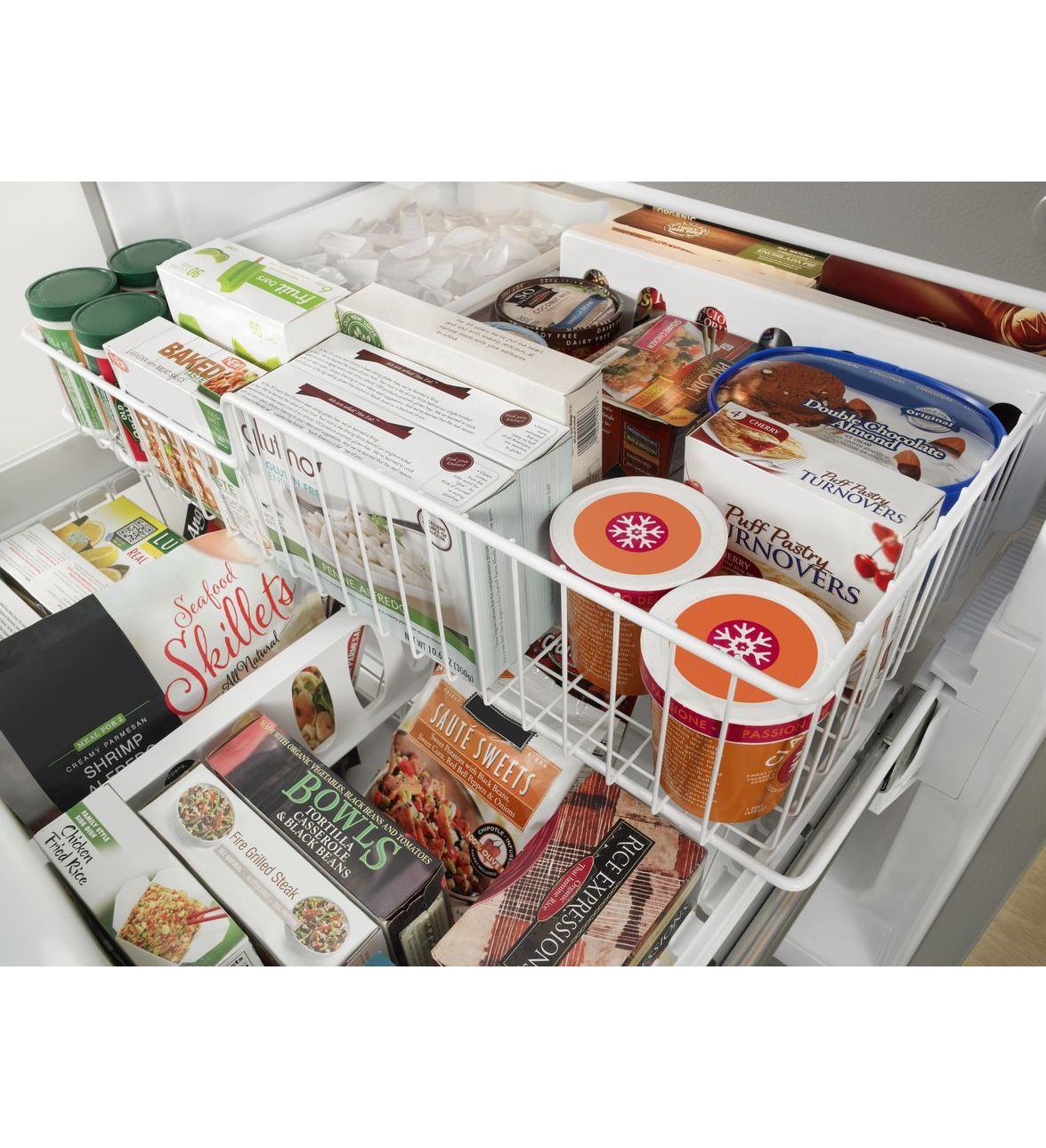 Réfrigérateur à portes françaises Architect® Série II KitchenAid® 25 pi cu à profondeur standard