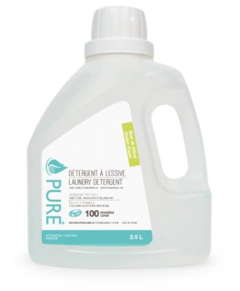 detergeant lessive 2-5 litre